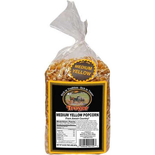 Medium Yellow Popcorn by Amish Country Popcorn The Nut House