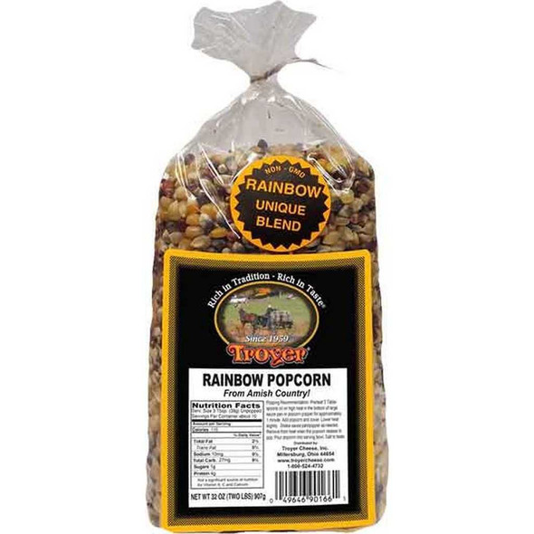 Rainbow Popcorn by Amish Country Popcorn The Nut House