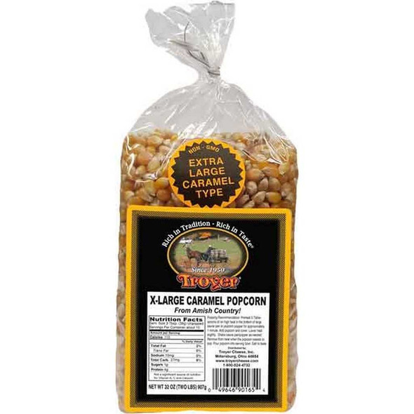 XL Caramel Popcorn by Amish Country Popcorn The Nut House