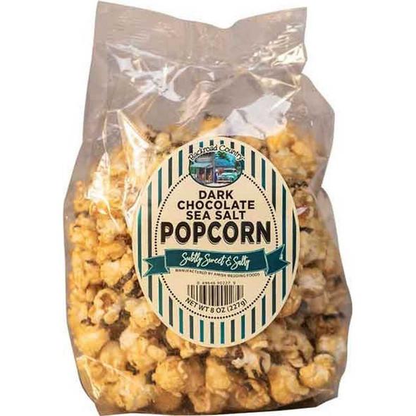 Dark Chocolate Sea Salt Popcorn 8 oz Popcorn The Nut House