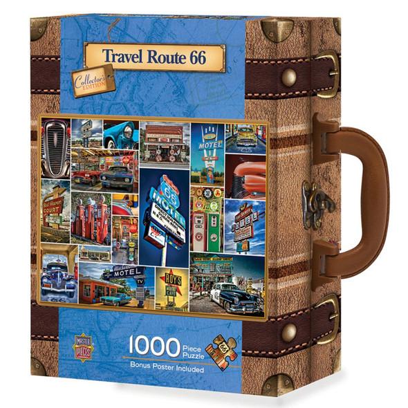 Route 66 Case Puzzle 1000