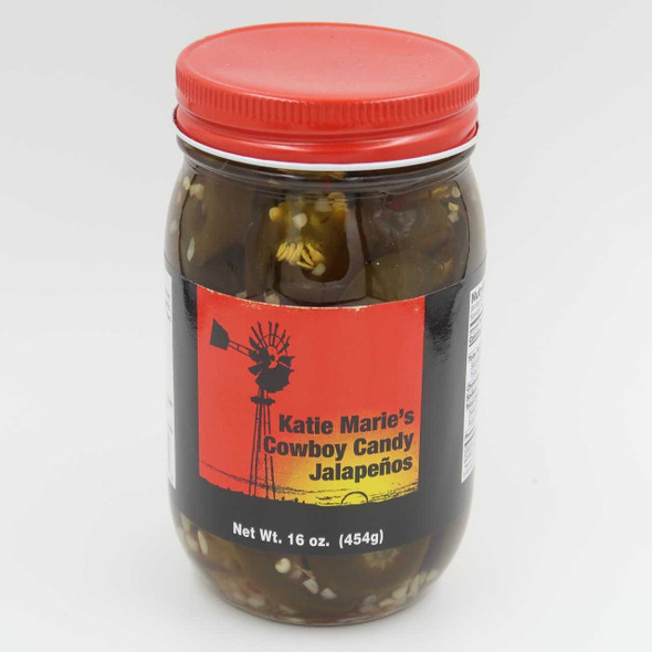 Katie Marie's Candied Jalapenos Canned & Jarred Vegetables The Nut House