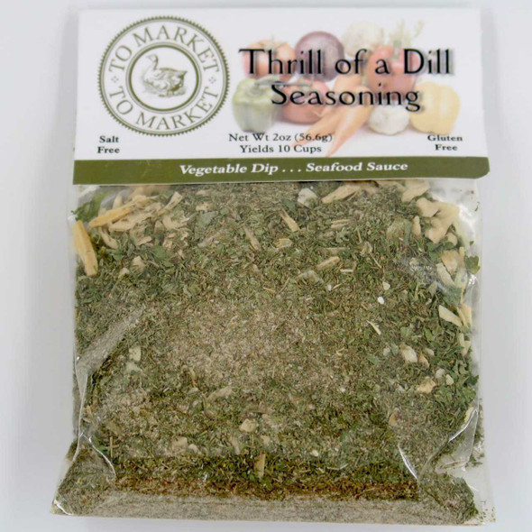 Thrill of the Dill Seasoning Spices and Seasonings The Nut House
