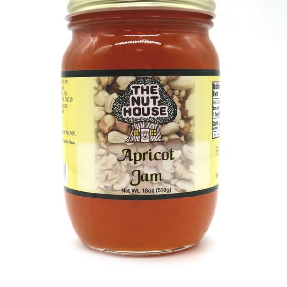 Nut House Apricot Jam 18 oz