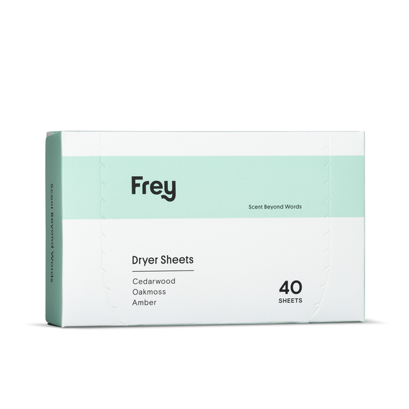 Frey Dryer Sheets 40 Count Laundry Supplies The Nut House