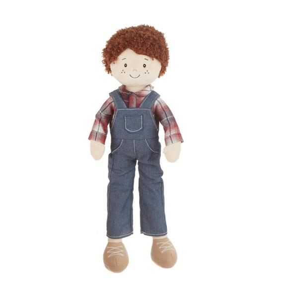 "Henry Rag Doll 20"""