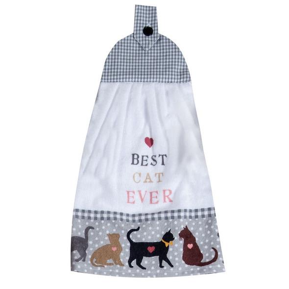 Fur Real Pets Cat Tie Towel