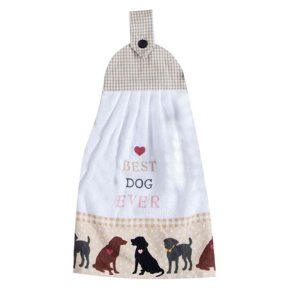 Fur Real Pets Dog Tie Towel