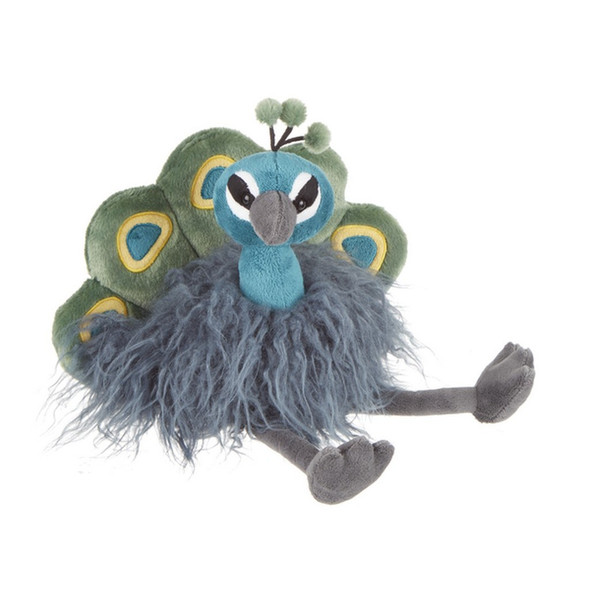 Periwinkle Peacock