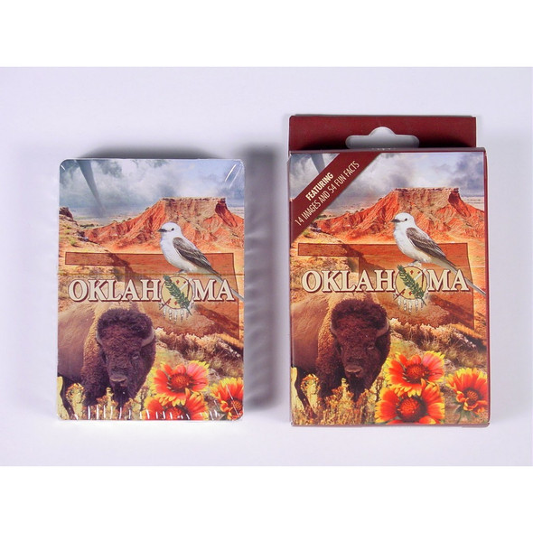 Oklahoma Casino Quality Playing Cards