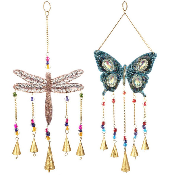 Butterfly or Dragonfly Wind Chime