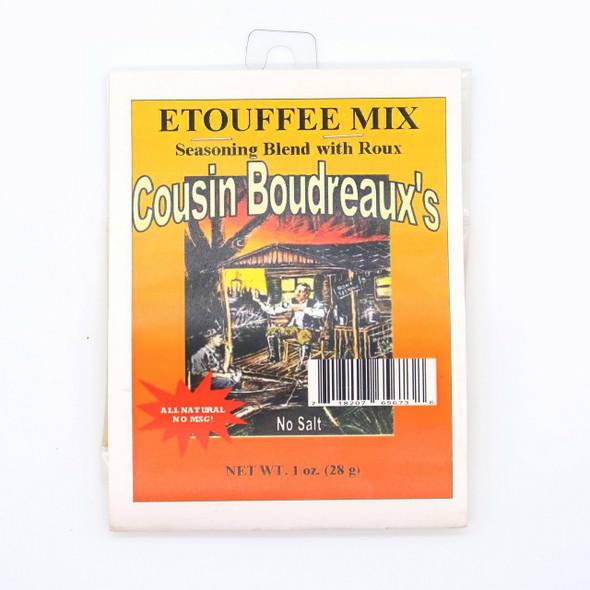 Boudreaux's Etouffee Mix