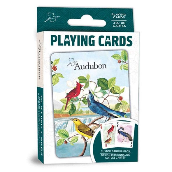 Audubon Playing Cards Games The Nut House