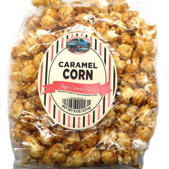 Caramel Popcorn 8 oz Popcorn The Nut House