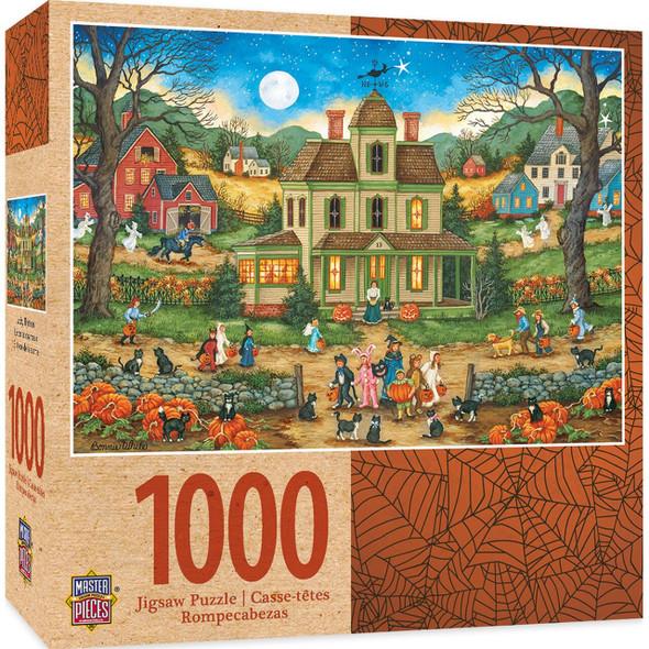 Lucky Thirteen 1000 PC Puzzle MasterPieces Bonnie White artist