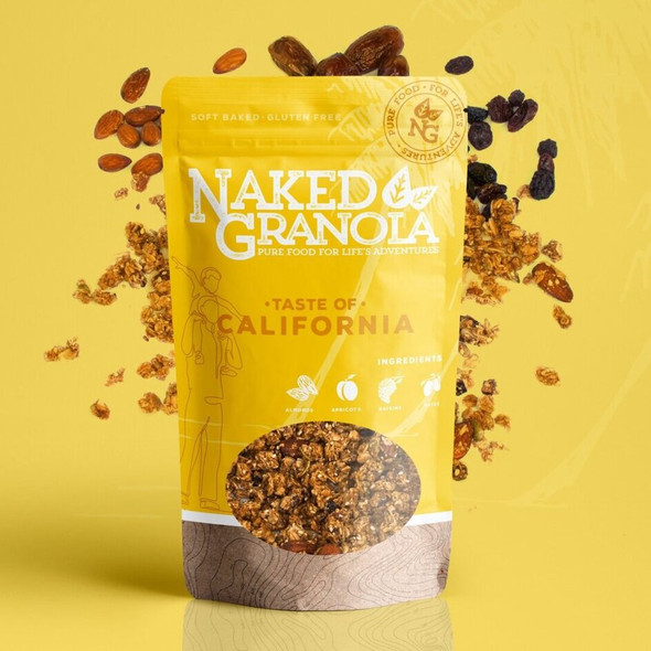 Naked Granola Taste of California