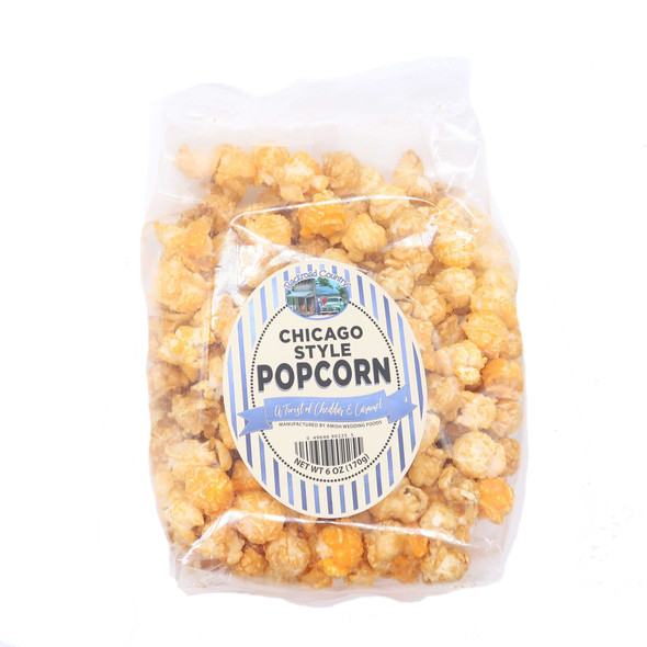 Chicago Style Popcorn 6 oz Popcorn The Nut House