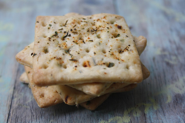 Garlicky Dill Cracker Seasoning Mix by Rabbit Creek Farms