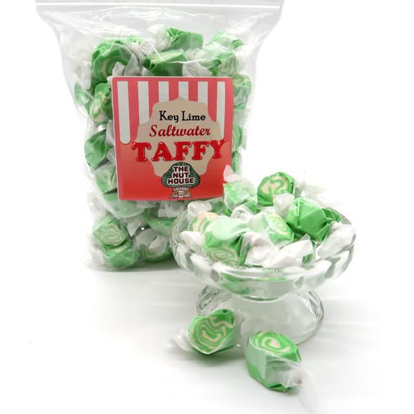 The Nut House Key Lime Taffy 14 oz