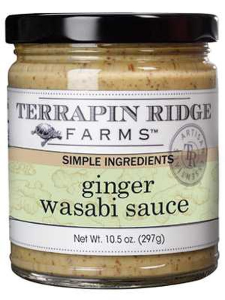 Ginger Wasabi Sauce Culinary Sauce & Salad Dressings The Nut House