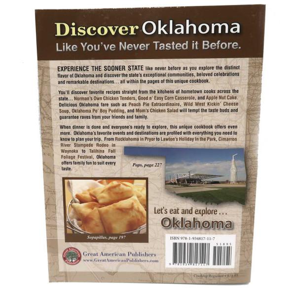 Eat and Explore Oklahoma Cookbook Cookbooks The Nut House