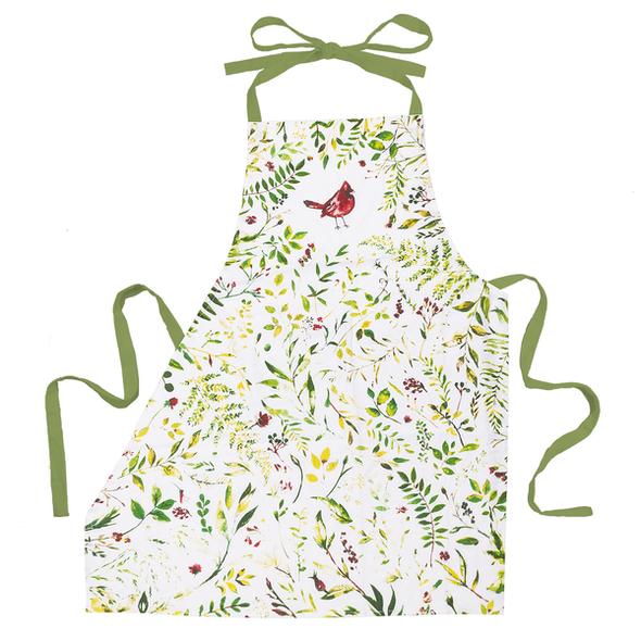 Cardinal apron from Ganz