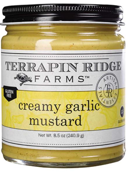 Creamy Garlic Mustard Mustards & Mayos The Nut House