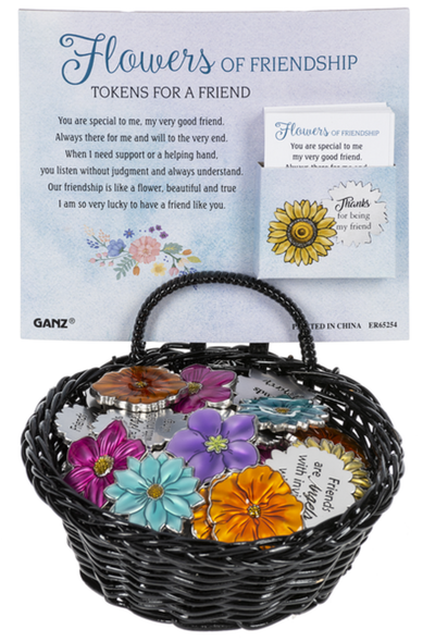 Friendship Token Charm Charms & Pocket Tokens The Nut House