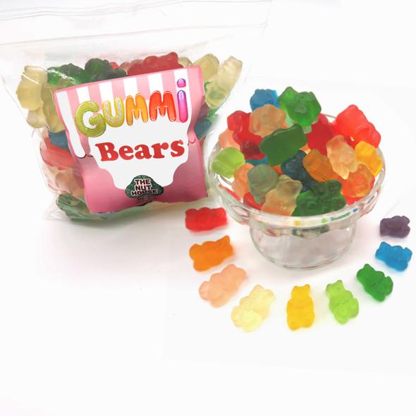 Gummi Bears 10 oz Gummis-Frogs-Worms The Nut House