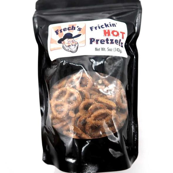 Frech's Frickin Hot Pretzels Pretzels The Nut House
