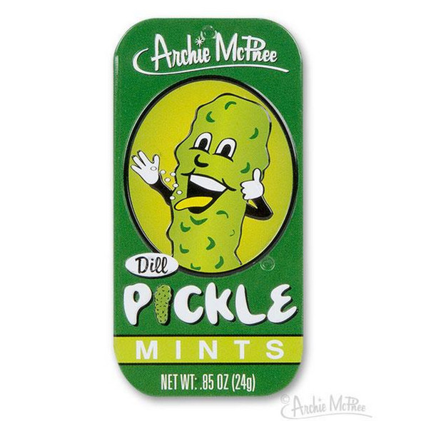 Dill Pickle Mints by Archie McPhee