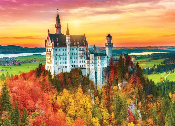 Shutterspeed - Autumn Castle 1000 Piece Jigsaw Puzzle