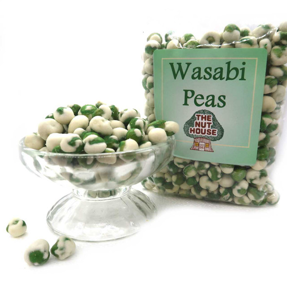Wasabi Peas Snack Mixes The Nut House
