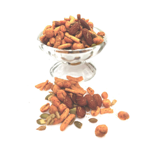 Spicy Pub Mix Snack Mixes The Nut House