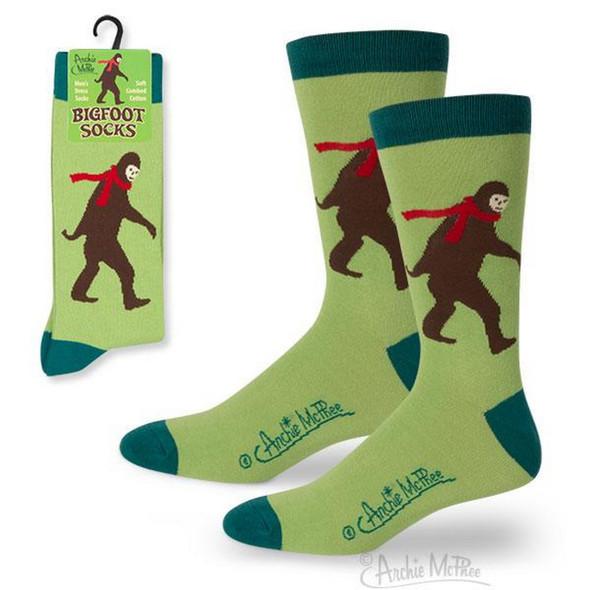 Bigfoot Socks