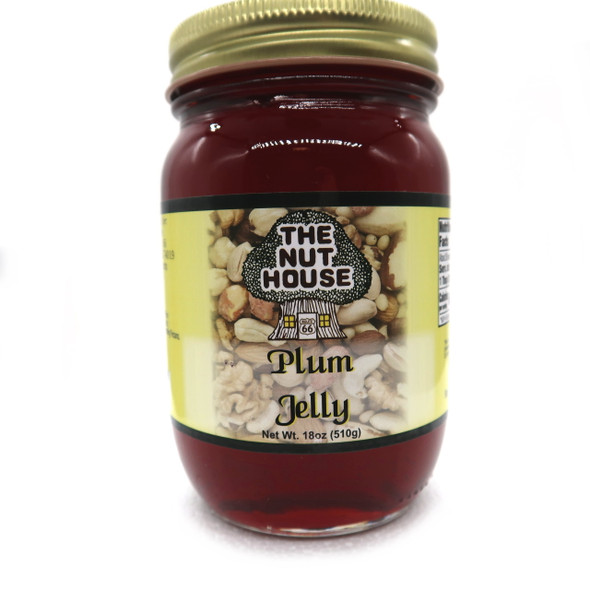 NH Plum Jelly 18 oz