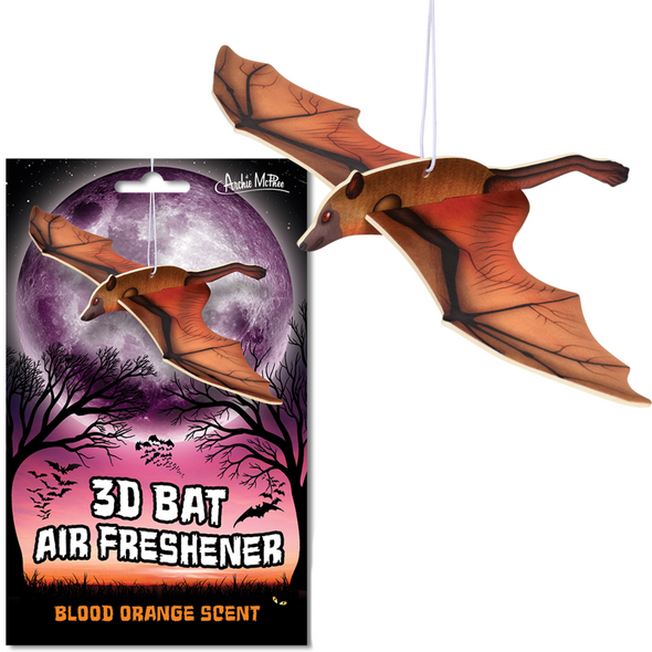 #D bat air freshener by Archie McPhee