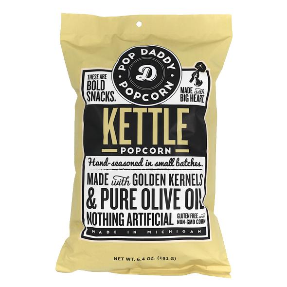 Pop Daddy Kettle Corn