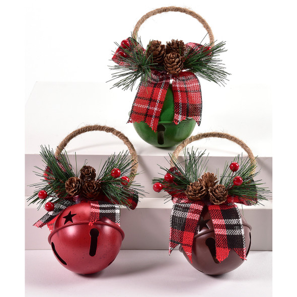 Jingle Bell Door Knob Hanger