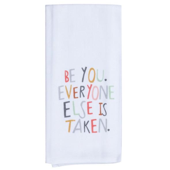 Be You Tea Towel