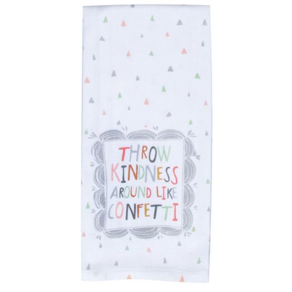 Be You Confetti Tea Towel