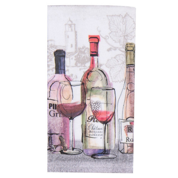 Choice Wine Terry Towel