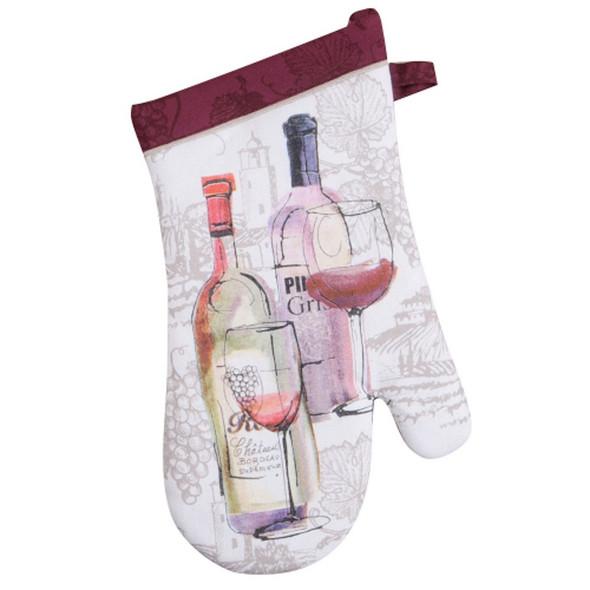 Choice Wine Oven Mitt