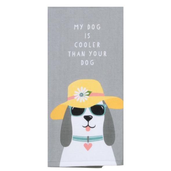 Cool Dog Dual Purpose Terry Towel