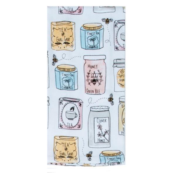 Bee Inspired Tea Towel