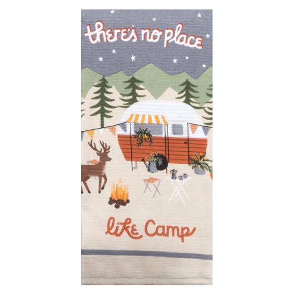 Camp Dual Purpose Terry Towel