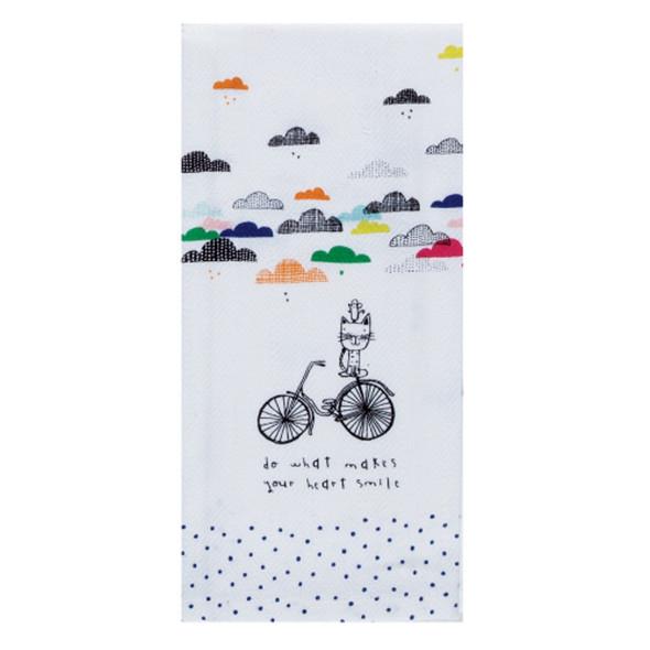 Pet Heart Smile Tea Towel