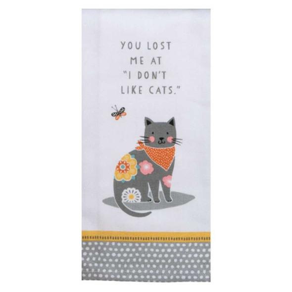 Like Cats Tea Towel Kitchen Towels The Nut House