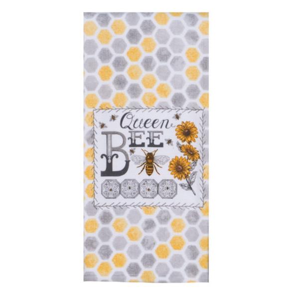Queen Bee Dual Purpose Towel