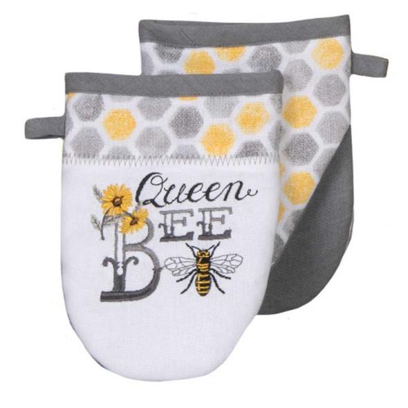 Queen Bee Grabber Mitt Oven Mitts & Pot Holders The Nut House
